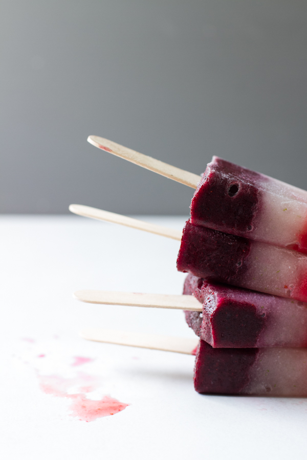 summer sweet popsicles