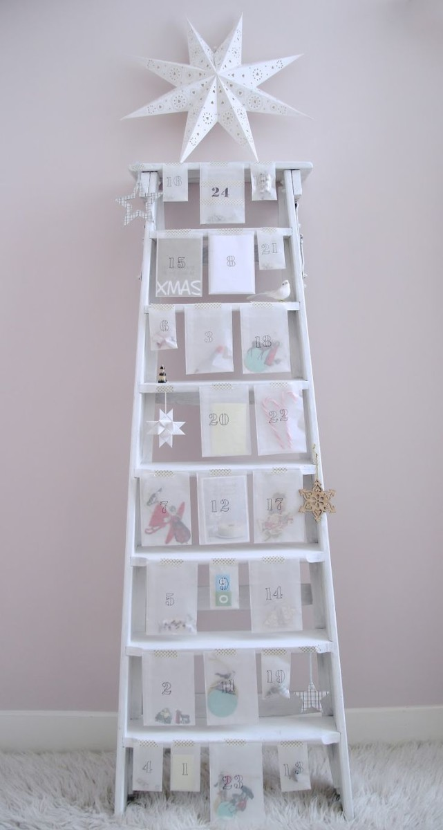 pinterest advent calendar