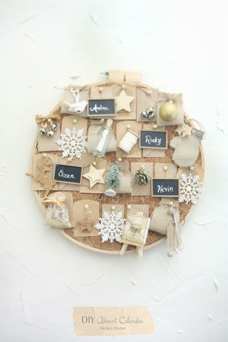 November Calendar Diy : Ideas for advent calendar