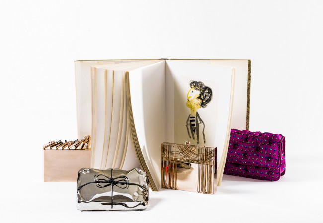 pochette clutch handbag